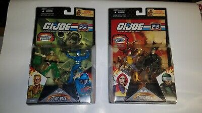 $ CDN87.15 • Buy GI Joe 25th Anniversary Comic Pack Lot