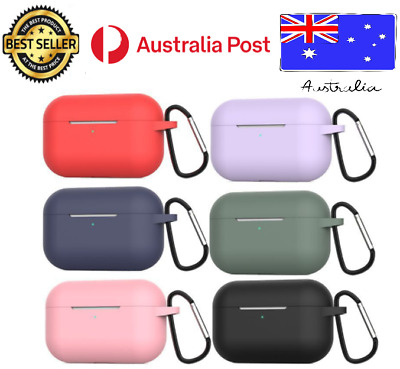 AU4.95 • Buy Airpods 3 Pro Case Soft Silicone Shockproof Slim Protective Cover Apple Airpod