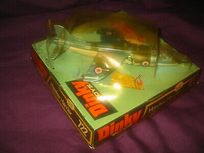 Dinky Toys 722 Hawker Harrier Jet Aircraft.#2 • 125£