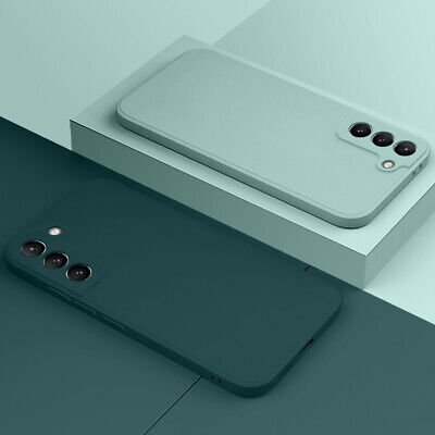 $ CDN3.79 • Buy Case For Samsung S20 Ultra Note 10 S10 Plus S9 S8 A71 Liquid Silicone Soft Cover