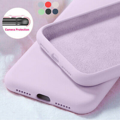 $ CDN3.77 • Buy Case For Samsung S20 Ultra Note 10 S10 Plus S9 S8 A71 Liquid Silicone Soft Cover