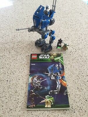 AU21.50 • Buy LEGO STAR WARS 75002 Built With Instructions