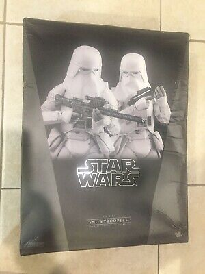 $ CDN23.20 • Buy HOT TOYS STAR WARS VGM25 Snowtroopers 2-Pack 1/6 Scale EMPTY BOX (DAMAGED)