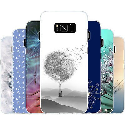$ CDN15.55 • Buy Dessana Dandelion TPU Silicone Protective Cover Phone Case Cover For Samsung