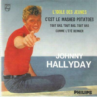 AU11.48 • Buy CD   Johnny Hallyday   - L'Idole Of Youth Blister Pack New