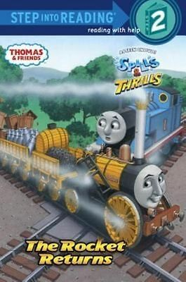 The Rocket Returns (Thomas & Friends) (Step Into Reading) • 3.38£