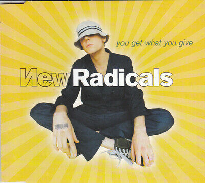 £1.90 • Buy The New Radicals You Get What You Give 3 Track Cd Single