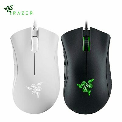 AU55 • Buy Razer DeathAdder Essential USB Wired Gaming Mouse 5 Programmable Buttons
