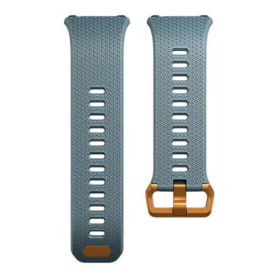 AU42.80 • Buy Fitbit Ionic Classic Band Small FB164ABCPBUS - Blue/Copper - [Au Stock]