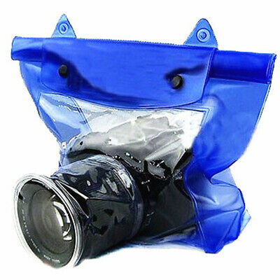 Waterproof Camera Underwater Housing Case Pouch Dry Bag For Canon Nikon • 5.67£