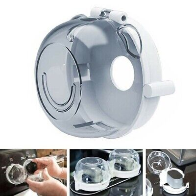 £3.69 • Buy Child Baby Safety Guard Lock Kitchen Cooker Gas Oven Stove Knob Cover Shield