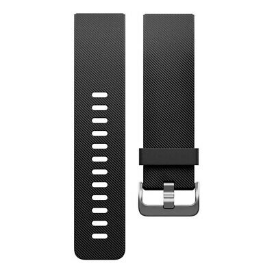 $ CDN27.18 • Buy Fitbit Blaze Classic Band Extra Large FB159ABBKXL - Black - [Au Stock]