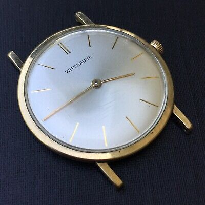 $ CDN121.41 • Buy Vintage Longines Wittnauer Ultra Thin Admiral/1200 All Proof 14K GF Dress Watch