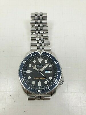 $ CDN343.11 • Buy Seiko SKX007K2 Brushed Stainless Steel Wrist Watch Diver