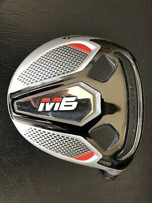 $ CDN89.11 • Buy Taylormade M6 3 Wood 15° HEAD ONLY  (Head Cover Included) Only Hit 2 Balls