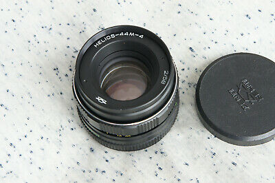 $ CDN41.23 • Buy HELIOS-44M4 M42 F2 58mm For SLR ZENIT PENTAX Praktica