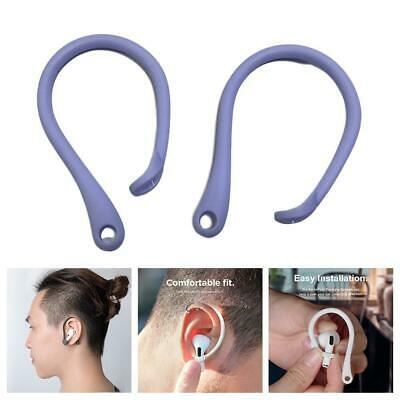 $ CDN2.86 • Buy Anti-lost Earhook Holder Ear Hook Strap For Apple Sports AirPods Silicone Q4C3