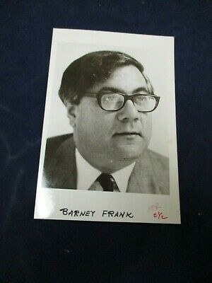 $ CDN20.62 • Buy 1984 MA Rep Barney Frank 4th Congressional District Vintage Glossy Press Photo