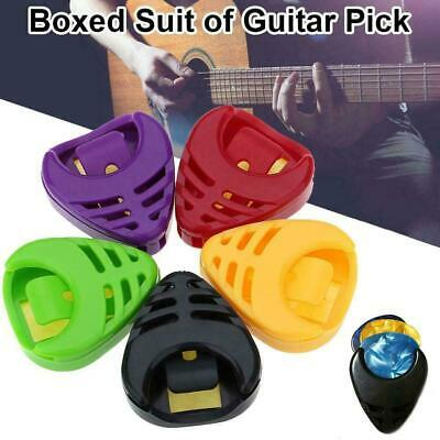 $ CDN3.12 • Buy 10Pcs Music Guitar Picks Plectrums With Pick Holder Box M2Z1