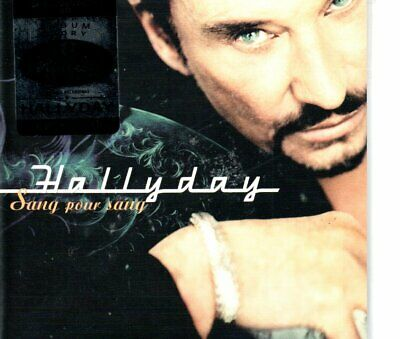 AU13.12 • Buy CD   Johnny Hallyday Sang Pour Sang   New Sans Blister