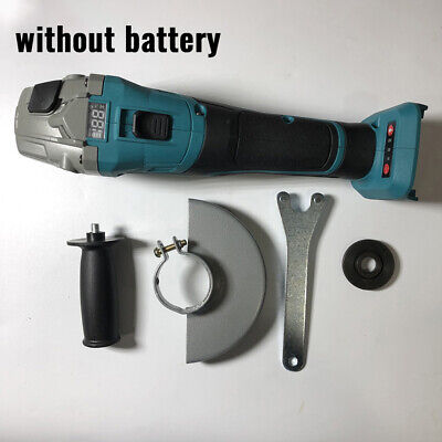For MAKITA 18 VOLT CORDLESS BRUSHLESS ANGLE-GRINDER POLISHER Fits 125mm Wheels • 52.79£