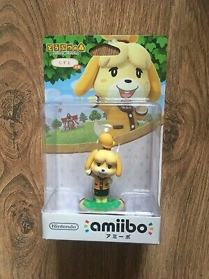 Nintendo Amiibo Animal Crossing Isabelle Winter Outfit Figure • 24.99£