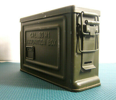 $ CDN26.59 • Buy World War Two WWII Vintage CROWN  M1 Ammo Ammunition Box Ordinance Flaming Bomb