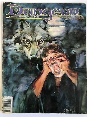 AU15 • Buy Dungeon Magazine Dungeons And Dragons Issue Number 26