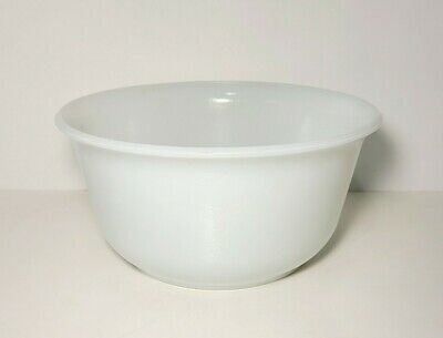 $20 • Buy Vintage GE General Electric Stand Mixer Milk Glass Mixing Bowl Very Heavy