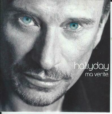 AU13.21 • Buy CD   Johnny Hallyday - Ma Vérité   New Sans Blister