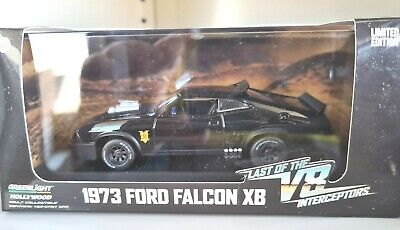 GREENLIGHT 1:43 Hollywood - MAD MAX Last Interceptor - 1973 Ford Falcon XB Coupe • 24.84£