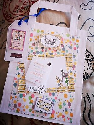 £1.10 • Buy Roald Dahl Charlie And The Chocolate Factory Party Favour Bags