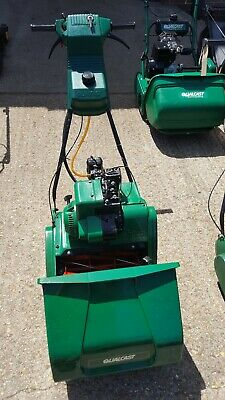 Suffolk Punch 35S Self Propelled Cylinder Lawnmower - Fully Serviced  • 175£