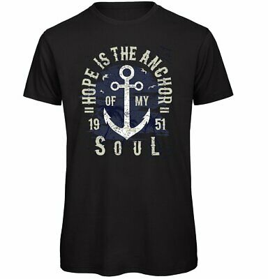 Hope Is The Anchor T-Shirt • 17.95£