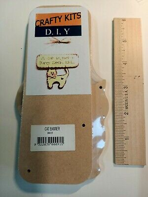 AU5 • Buy Wooden Craft Kit D.i.y Projects (5147)