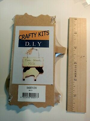 AU5 • Buy Wooden Craft Kit D.i.y Projects (5158)