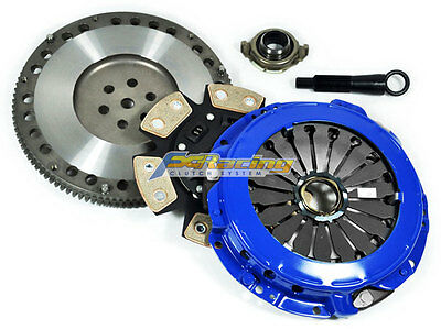 $217.18 • Buy FX HD STAGE 3 CLUTCH KIT+RACING FLYWHEEL For 97-08 HYUNDAI ELANTRA TIBURON 2.0L