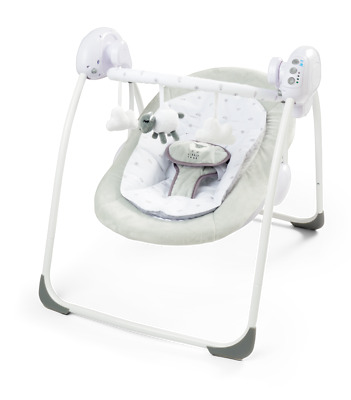 £51.99 • Buy Deluxe Foldable Baby Bouncer Little Lamb First Swing Soothing Music And Toys 079