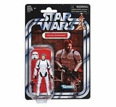 $ CDN121.97 • Buy Star Wars Han Solo (Stormtrooper) The Vintage Collection 3.75 Inch Action Fig...