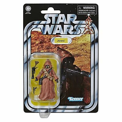 $ CDN59.88 • Buy Star Wars The Vintage Collection Star Wars: A New Hope Jawa Toy, 3.75-inch Sc...