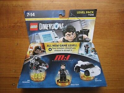 AU26 • Buy LEGO Dimensions Mission Impossible Level Pack 71248. Brand New And Sealed.
