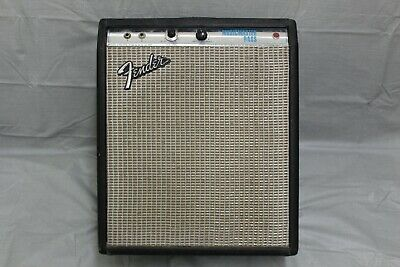 $ CDN700.03 • Buy Vintage 1970s Fender Silverface Musicmaster Bass Combo Amplifier