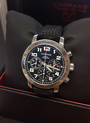 Chopard Mille Miglia 1689203001 40mm Black Dial 2005 With Papers SERVICED • 2,850£
