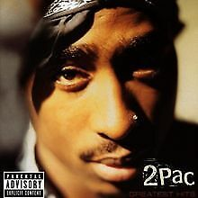 2Pac - Greatest Hits By 2Pac | CD | Condition Acceptable • 3.53£
