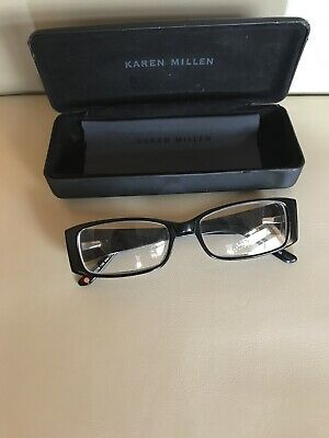 Karen Millen Ladies Glasses Frames With Box • 19.99£