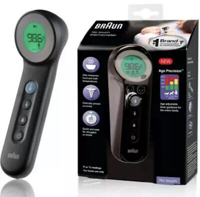 $ CDN97.14 • Buy 1 New - Braun 3-in-1 No Touch Thermometer, BNT400