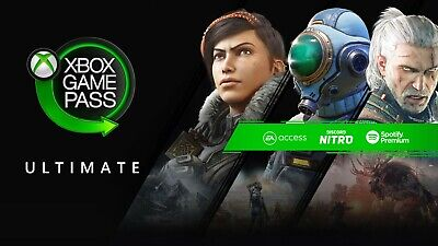 $ CDN2.50 • Buy Xbox Game Pass Ultimate + Xbox Live Gold 14 Days 2 Weeks Key Instant Delivery
