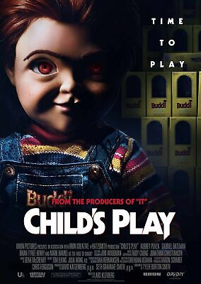 Child's Play Time To PLay (dvd) • 4.25£