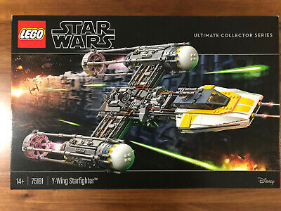 AU399 • Buy Lego 75181-Star Wars Y-Wing Starfighter-Retired-RARE-Brand New Sealed-🇦🇺seller