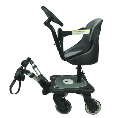 £130 • Buy Roma 4 Rider Toddler Seat And Ride On Board